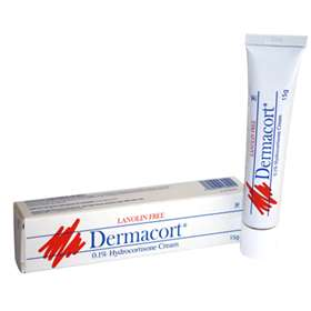 Dermacort Hydrocortisone Cream 15g