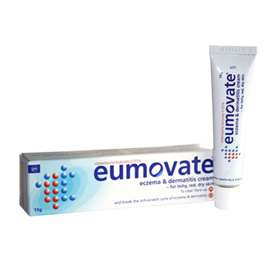 Eumovate Eczema and Dermatitis 0.05% Cream 15g