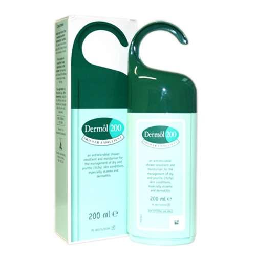 Dermol Shower Emollient 200ml