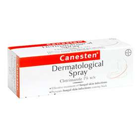 Canesten Dermatological Spray 40ml