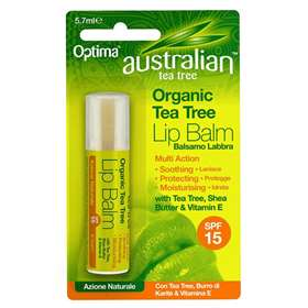 Australian Tea Tree Lip Balm SPF15 5.7ml