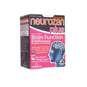 Neurozan Plus Capsules 56