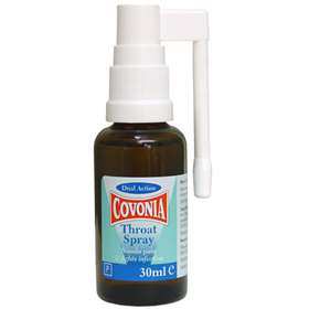 Covonia Throat Spray 30ml