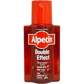 Alpecin Double Effect Shampoo 200ml (red)
