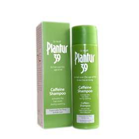 Plantur 39 Caffeine Shampoo - Fine, Brittle Hair 250ml