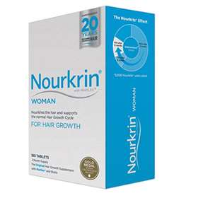 Nourkrin Woman 180 Tablets