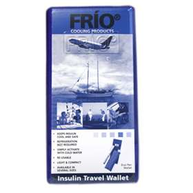 Frio Cooling Insulin Wallet - Duo
