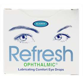 Refresh Ophthalmic Eye Solution (30 single doses)