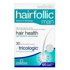 Wellman Hairfollic Man 60