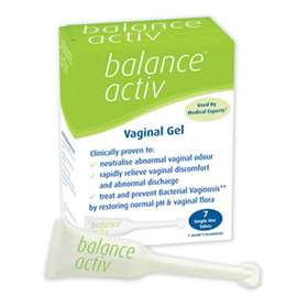 Balance Activ Vaginal Gel (7x 5ml tubes)