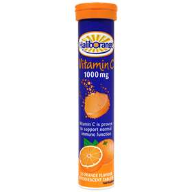 Haliborange Vitamin C 1000mg Effervescent Tablets orange (20)