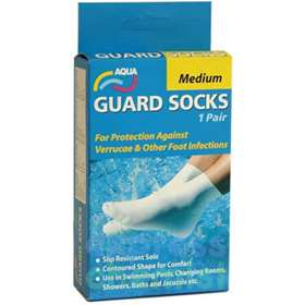 Aqua Guard Socks Medium