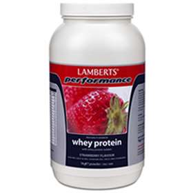 Lamberts Whey Protein (Strawberry)