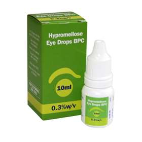 Hypromellose Eye Drops BPC 0.3 w/v 10ml