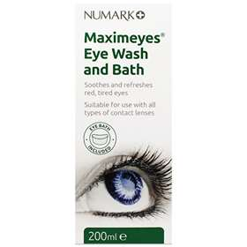Numark Maximeyes Eye Wash and Bath 200ml