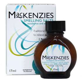 MacKenzies Smelling Salts 17ml