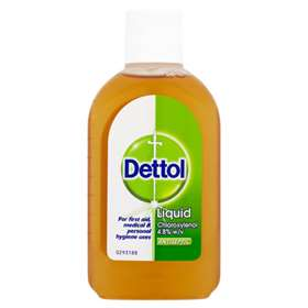 Dettol Liquid Antiseptic Disinfectant 250ml