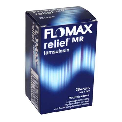 flomax y prostatitis