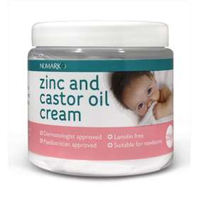 Numark Zinc and Castor Oil Cream 225g