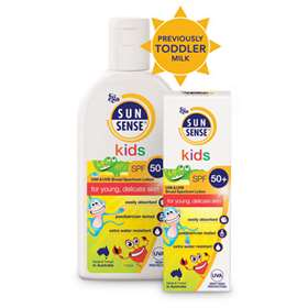 Sunsense Kids High Protection SPF 50 125ml