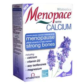 Menopace with Calcium Tablets 60