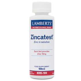 Lamberts Zincatest (100ml)