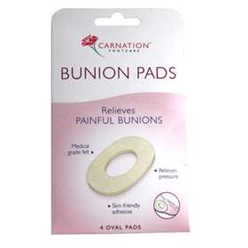 Carnation Foot Care Bunion Pads 4