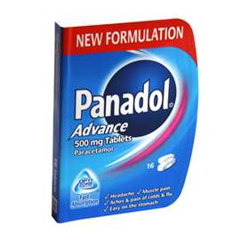 Panadol Advance Tablets 16