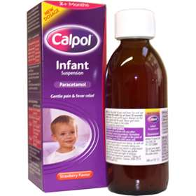 Calpol Infant Suspension 200ml