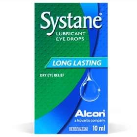 Systane Long Lasting Eye Drops 10ml