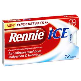 Rennie ICE Tablets 12