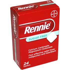 Rennie Sugar Free Tablets 24