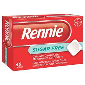 Rennie Sugar Free Tablets 48