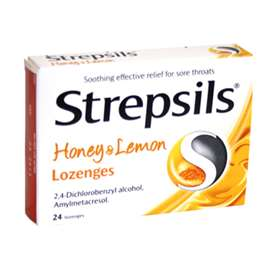 Strepsils Honey and Lemon 24