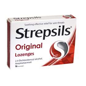 Strepsils Original Lozenges 16