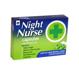Night Nurse Capsules 10