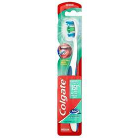Colgate 360° Whole Mouth Clean Toothbrush (Medium)
