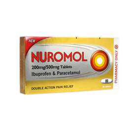 Nuromol Double Action Tablets 24