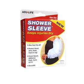 Medicare (accu-life)  Shower Sleeve