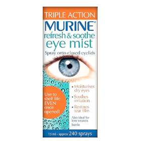 Murine Refresh and Soothe Eye Mist 15ml