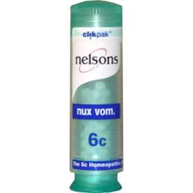 Nelsons Nux Vom 6c