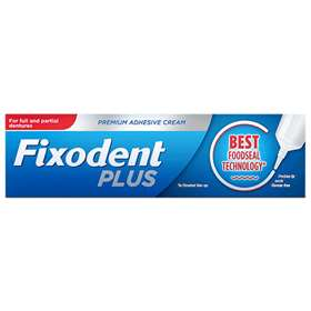Fixodent Plus Foodseal 40g
