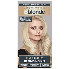 Bblonde Hair Blonding Kit - Light to Medium