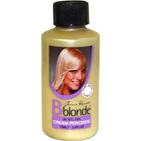 Jerome Russell B Blonde Cream Peroxide 40 Volume