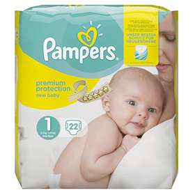 Pampers New Baby Size 1 (2-5kg/4-11lbs) 22
