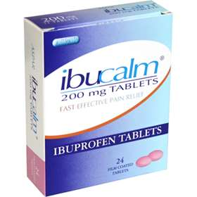 Ibucalm 24 Tablets 200mg