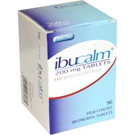 Ibucalm 96 Tablets 200mg