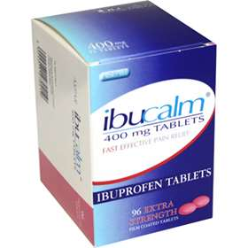 Ibucalm 96 Tablets 400mg