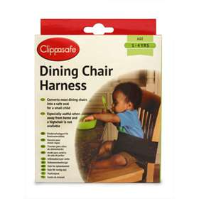 Clippasafe Safety Dining Chair Harness