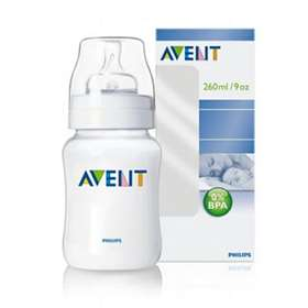 Avent Slow Flow Bottle 90z/260ml